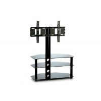 "BEST Home Theater Stand with 32-42"" TV Mount"