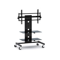 "BEST Mobile Home Theater/Office Stand with 37-60"" TV Mount"